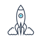 What You Can Expect From CloverCARE Support: Rocket icon