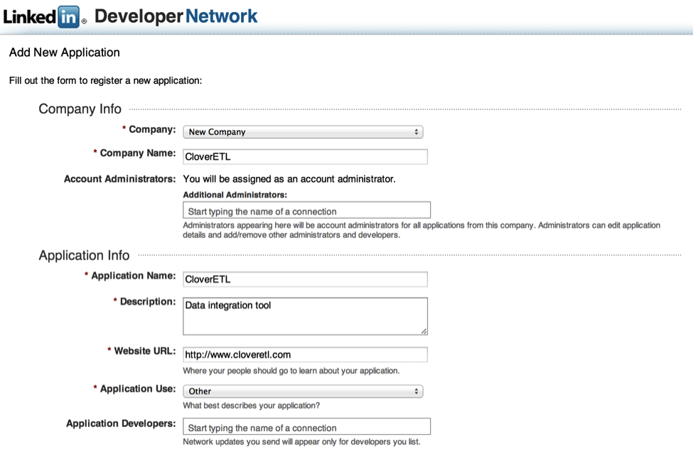 Here's How to Connect to LinkedIn API with CloverDX